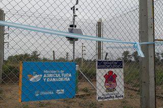 Así Somos: Busso entregó equipamiento en el sur provincial