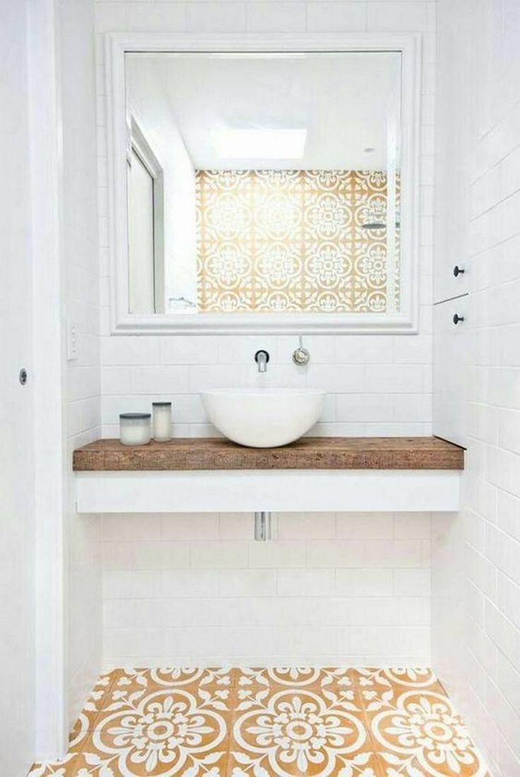 Stylize your ordinary bathroom with these Spanish tile bathroom ideas – Bathroom