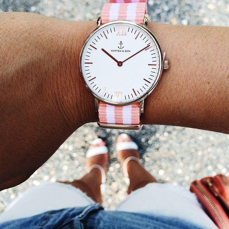 Follow @kaptenandson for more inspiration and shop their watches & sunnies online via www.kapten-son.com | #kaptenandson #bekapten by dresses__up