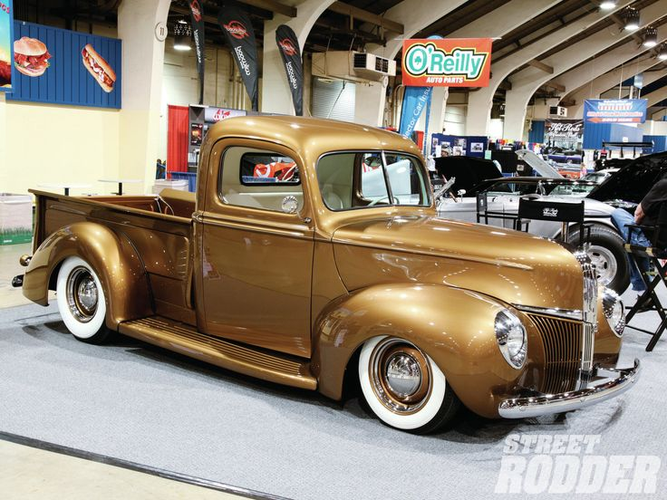 1940-ford-pickup Maintenance/restoration of old/vintage vehicles: the material for new cogs/casters/gears/pads could be cast polyamide which I (Cast polyamide) can produce. My contact: tatjana.alic@windowslive.com