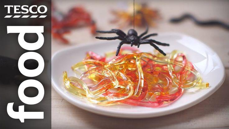 halloween snacks tesco