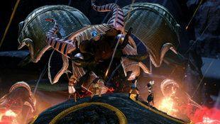 Lara croft and the temple of Osiris ps4 spel