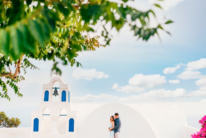 #santorini #wedding #photographer