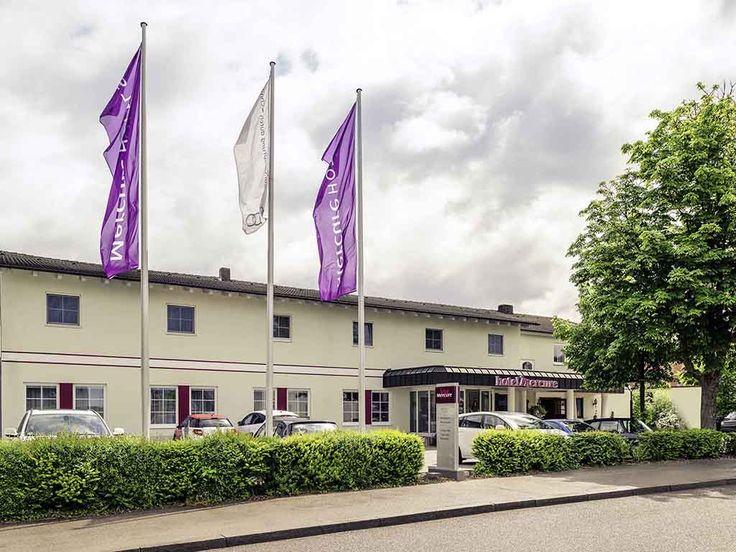 MERCURE HOTEL INGOLSTADT: Situé dans un quartier calme du sud de la ville, le Mercure Hotel Ingolstadt est un 4 étoiles doté de 71 chambres…