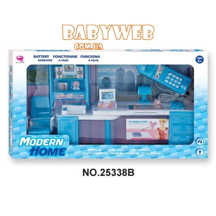"""Игровой набор """"Офис"""", купить в Украине (25338B), цены, отзывы, Детский Интернет магазин - Babyweb"""