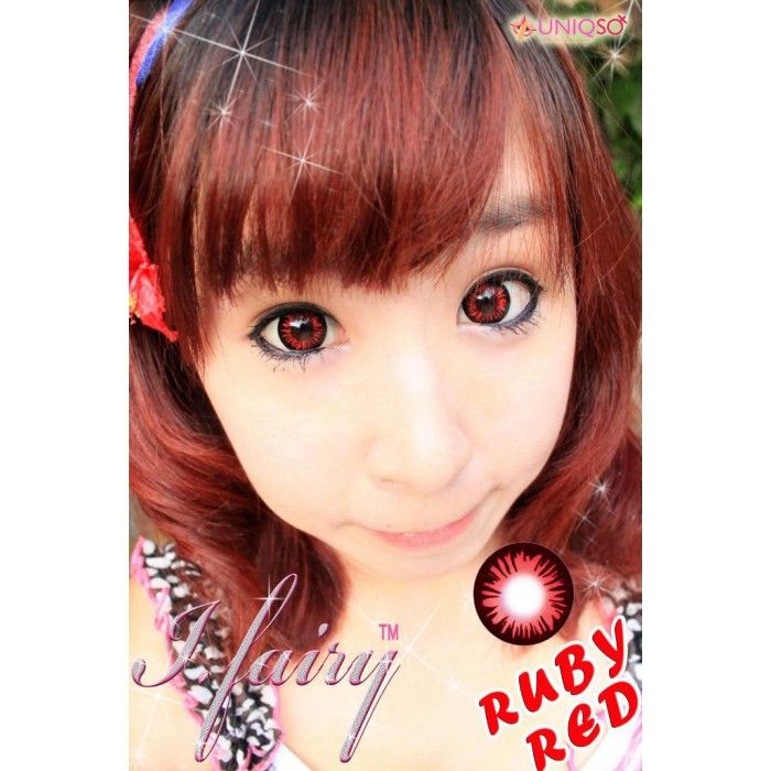 I.Fairy Ruby Red suki