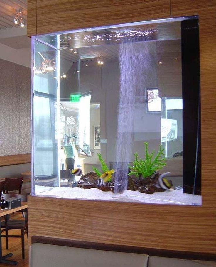 55 Wondrous Aquarium Design Ideas For Your Extraordinary