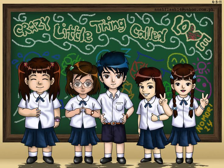 if the women are all gorgeous ..... if in cartoon but if Mario Maurer still handsome even though the original or cartoon