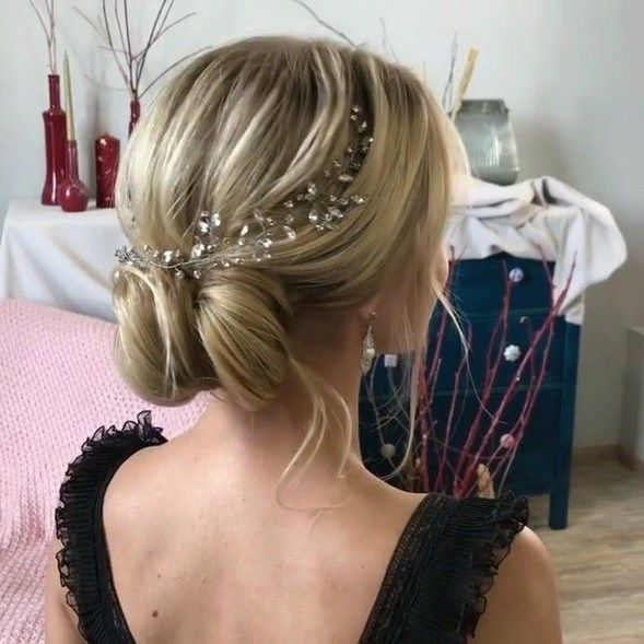 10+ Super Gorgeous Wedding Hairstyles For The Elegant Bride #weddinghairstyle #hairstyleforwoman #womanhairstyleideas » Out-of-darkness.com