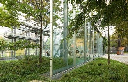 foto of cartier foundation paris - Hledat Googlem