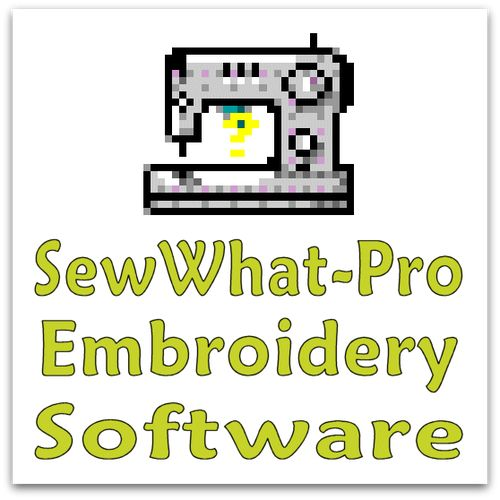 Download the FREE 30 Day Trial for Sew What - Pro.  This software helps to easily merge or combine, resize, change thread colors, view, edit and convert embroidery files arising from various different sewing manufacturers. Plus basic instructions are included.