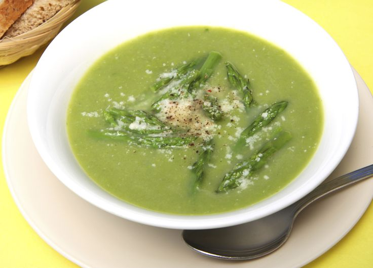 Cold Asparagus Soup Recipe Food Network
