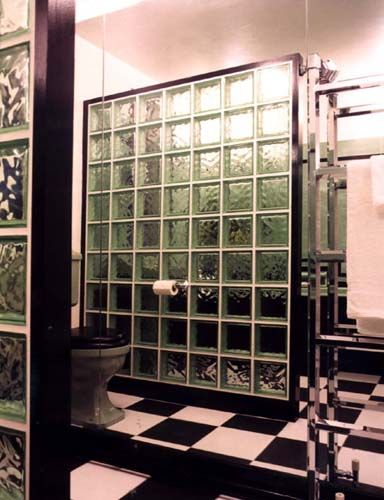 Below To View Gallery Of This Bathroom Design 1930 39 S Art Deco