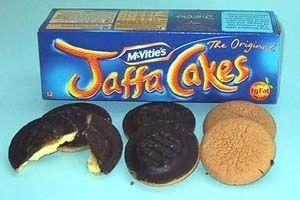 McVities Jaffa Cakes 12's