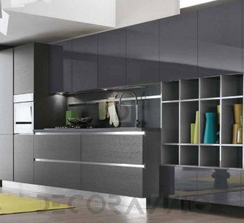 #kitchen #design #interior #furniture #furnishings #interiordesign комплект в кухню Stosa Life, St.С136