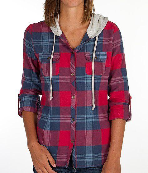 Daytrip Buffalo Plaid Shirt