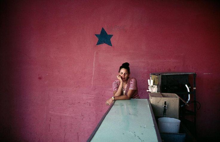 Alex Webb. CUBA. Camaguey. 2008