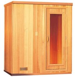 Pre-Built Sauna    http://www.saunasandstuff.com