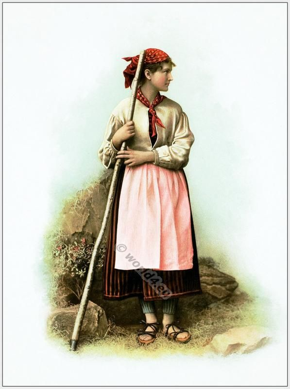120 Best Ch Ethnic Clothing Images On Pinterest Folk Costume Switzerland And Czech Republic