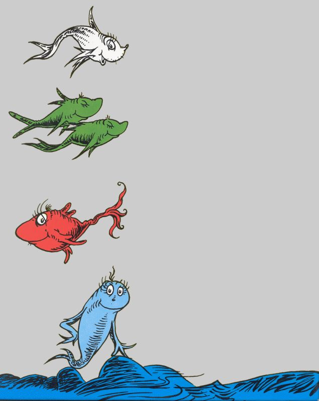 17 best ideas about dr seuss coloring pages on pinterest for Dr suess fish