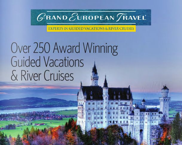 Travel Europe with Grand European Travel! #ad #grandeuropeantravel #traveleurope #giftidea