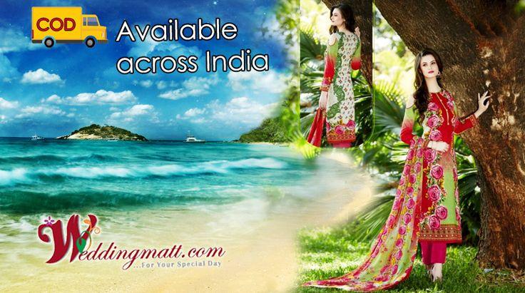 Weddingmatt presenting Free Shipping across India.