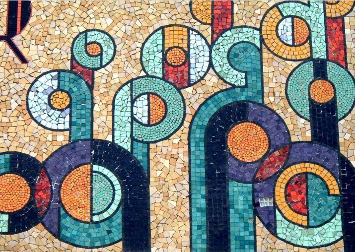 Les 235 meilleures images propos de mosaiques art d co for Anjou carrelage angers