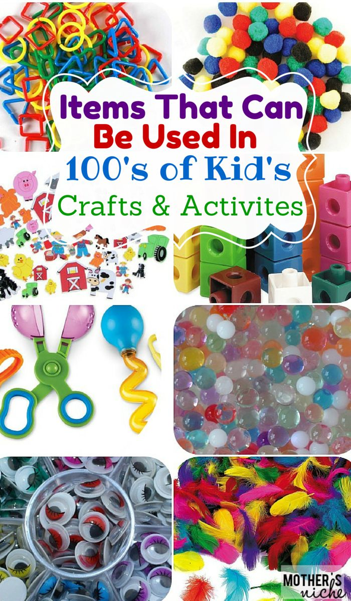 Childrens arts and crafts supplies - Kids Craft Activites Everything You Need Kids Craft Suppliesart