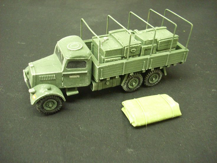 28mm 1/48 scale Ford WOT1 6x4 Truck