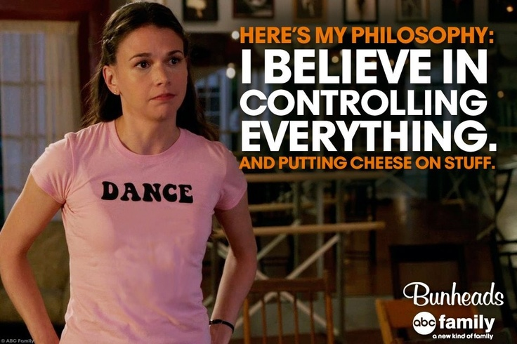 Bunheads. I miss this show so much.