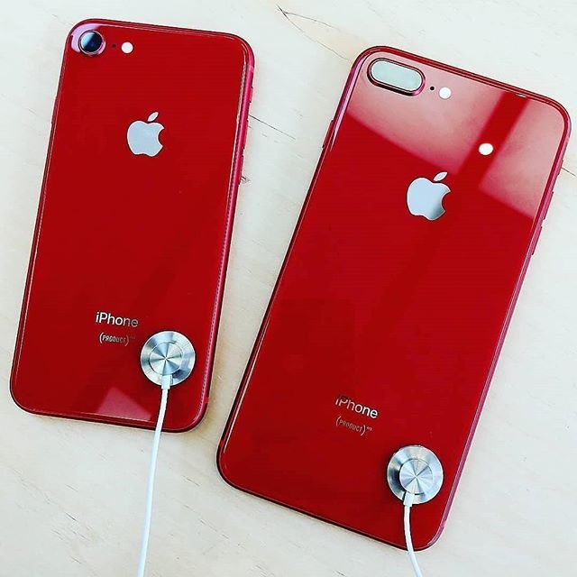 Repost Autoclickermac Iphone 8 And Iphone 8 Plus Product Red What One Do You Like The Most Comment Down Below Nic Red Iphone Case Iphone 8 Plus Iphone