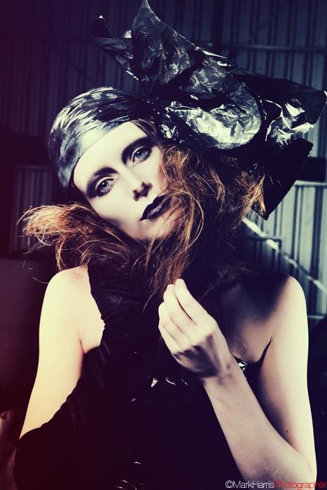Garbage.   Photo: Mark Harris  Model: Lena Wurm  Make-up: Ella Volino