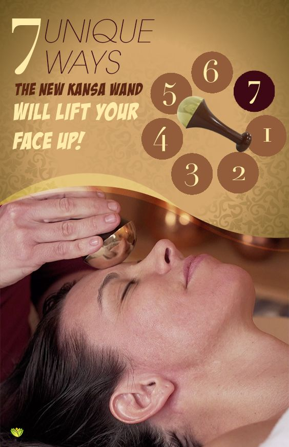 """Did you know the Kansa wand can help move lymph, calm inflammation and plump out wrinkles? Yes, this wand gives much more than just a soothing massage. Here's how people around the world have been touched by the rejuvenating powers of the Kansa. """"...Believe me when I say, this thing does make you look years younger. It's like photoshopping your face. No Lie. I am 57 so I have plenty of Wrinkles to try it on."""" -Patti Schippani """"...I'm a Holistic Esthetician and specialize in lymph movement…"""