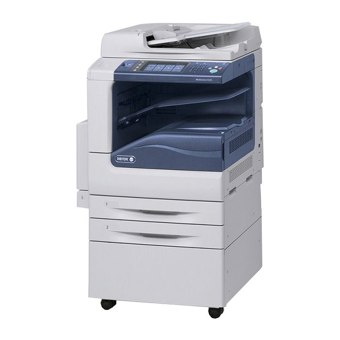 Xerox Workcentre 7225 Multifunktionsdrucker Din A3 Duplex Usb