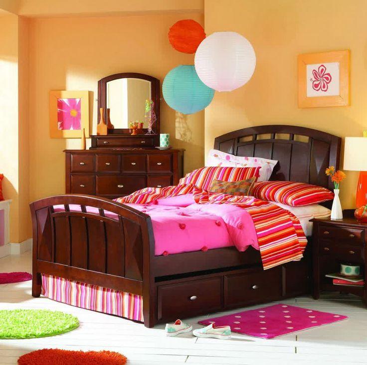 Interior Design, Children Bedroom Designs, The Biggest Parentsu0027 Gift: Colorful  Children Bedroom Designs