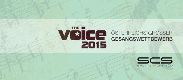 THE VOICE 2015 Österreichst großer Bandwettbewerb