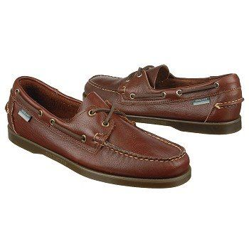 Sebago Docksides Shoes (Dark Brown) - Men's Shoes - 12.0 W $100.00