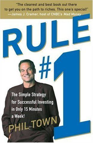 Rule #1 The Simple Strategy for Successful Investing in Only 15 Minutes a Week! See it here: http://www.developgoodhabits.com/Rule-1