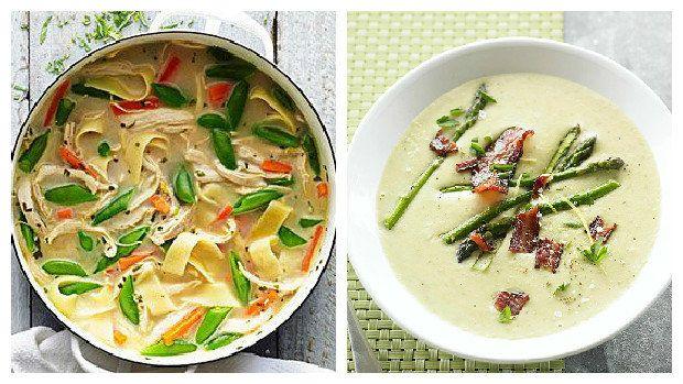 V našich krajích by klidně mohlo platit, že hrnec plný polévky je základem spokojené rodiny. S vidinou talíře s chutnou polévkou se nemůžete domů vracet neradi.
