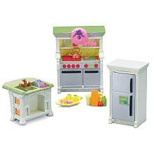 Fisher Price Loving Family Dollhouse Kitchen Toys
