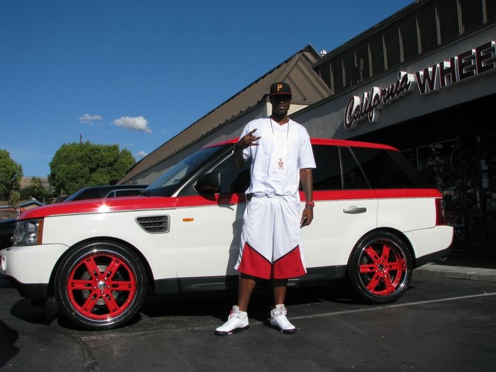 84 best range rover images on pinterest range rover range rovers stephen jacksons range rovers heres another fine customized ride that belongs to stephen jackson americas fandeluxe Gallery