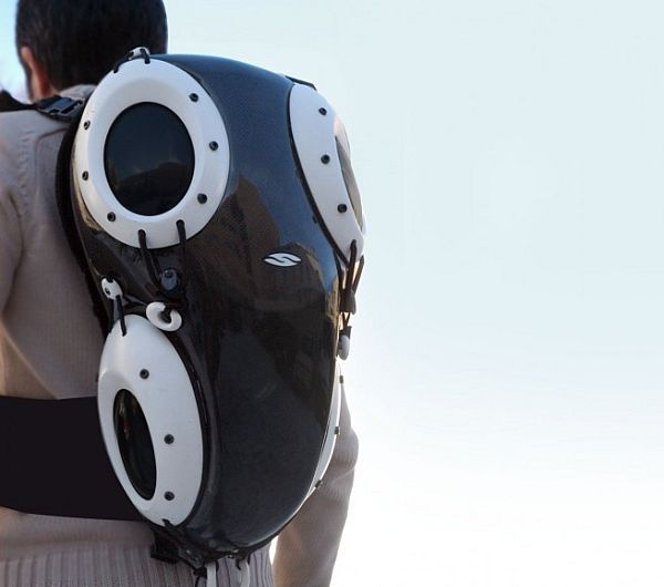 Mantis backpack ends search for an ergonomic sports mate