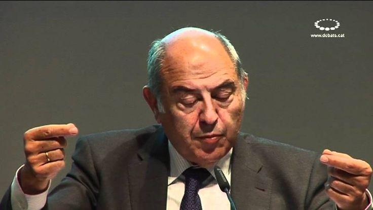 """Conferencia de José Antonio Marina titulada """"La educación del talento: el papel de la escuela y el de las familias""""."""