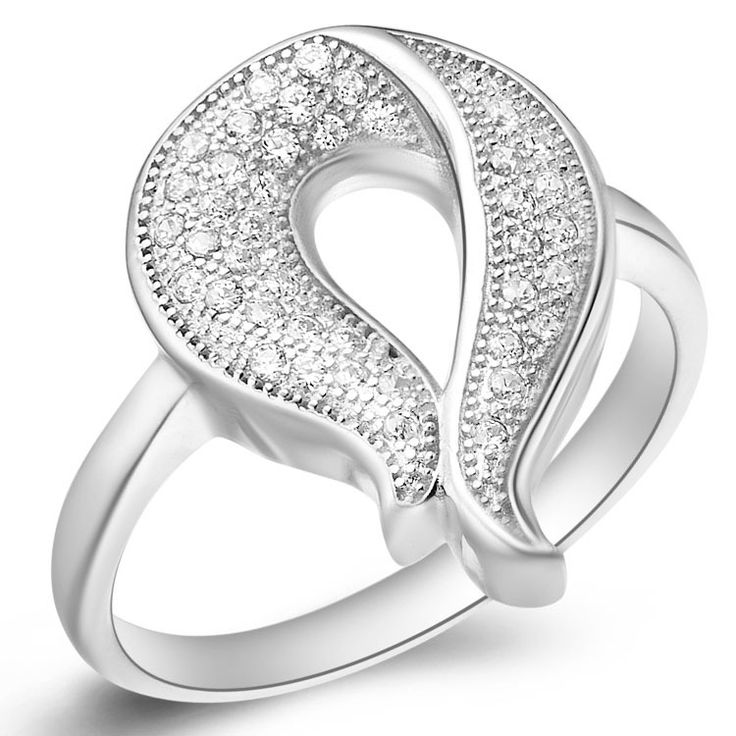 171 best Stainless Steel Ring images on Pinterest | Crystal ring ...