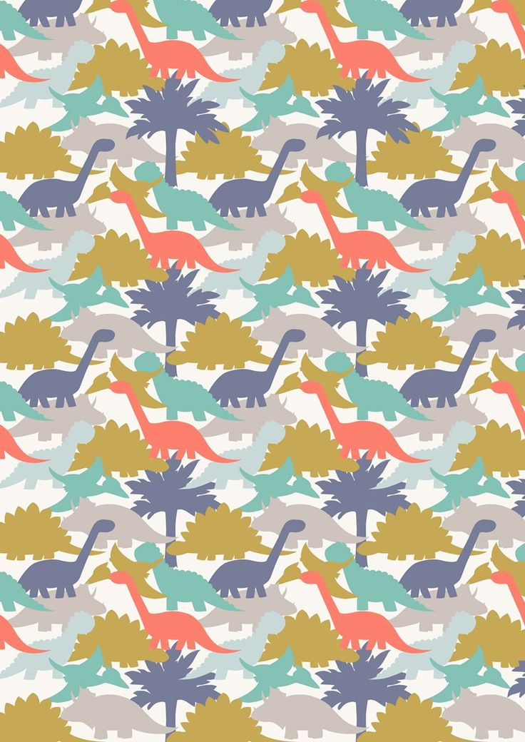 12 best images about jurassic coast on pinterest crafts for Dinosaur fabric