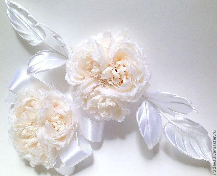 Цветы пришивные из ткани купить живые цветы в природе