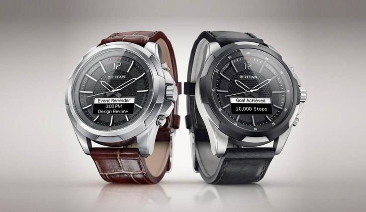 Titan's first Smartwatch 'JUXT' launched in India, starting at INR 15995