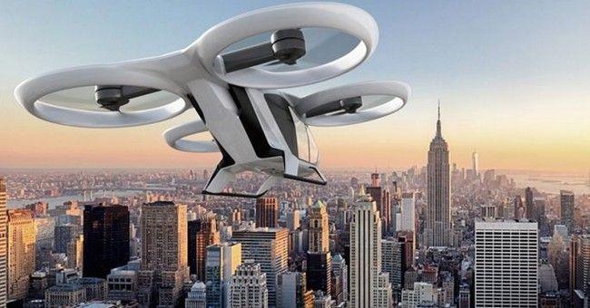 Finalmente sabemos cómo serán y funcionarán los taxis aéreos autónomos de Airbus que apuntan a estrenarse en 2018