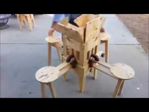 Просто невероятная функциональность! Раскладная мебель.