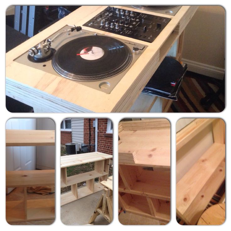 1000 Images About Diy Dj Booth On Pinterest Furniture